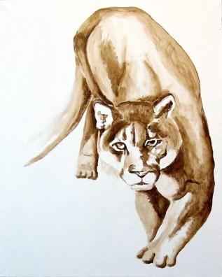 cougar 1st paint1