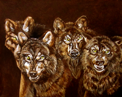 Winterfest Wolves
