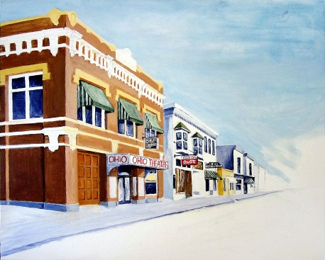 ohio theater painting 2nd