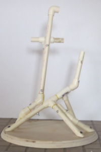 red-tail armature back